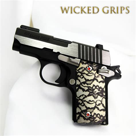 Custom Grips Sig Sauer P238