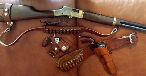 Custom Gun Sling For Lever Action Rifle