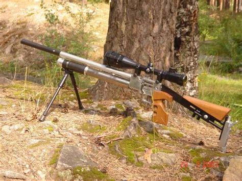 Custom Made Air Rifles