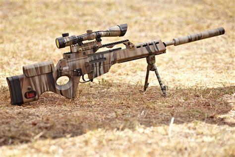 Custom Made Airsoft Sniper Rifles