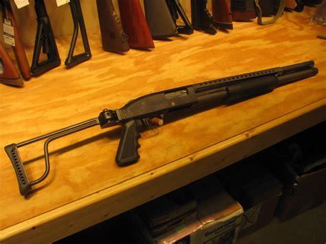 Custom Mossberg Shotgun Stocks