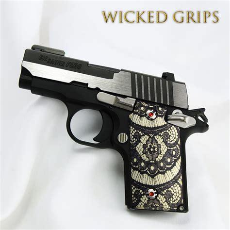 Custom Pistol Grips Sig P238