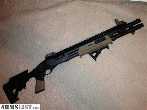 Custom Remington 870 Tactical Shotgun