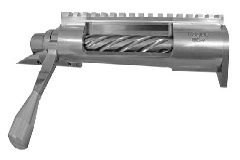 Custom Rifle Action Videos