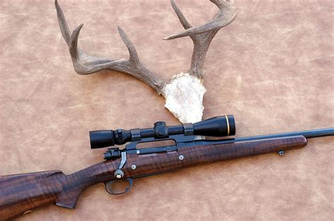 Custom Rifle Actions For Hunting