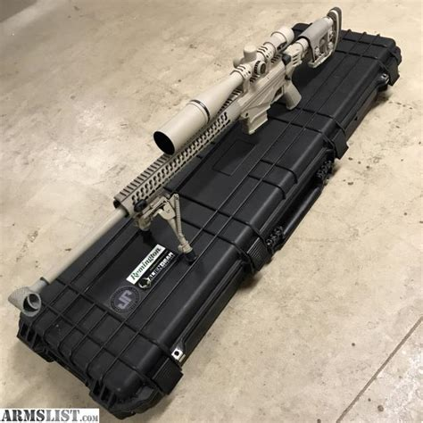 Custom Ruger Precision Rifle For Sale