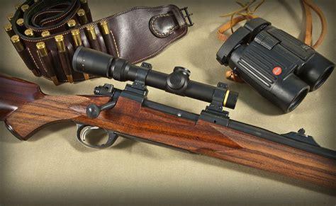 Custom Semi Inlet Rifle Stock