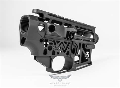 Custom Skeletonized Ar 15 Parts