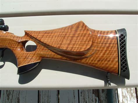 Custom Synthetic Thumbhole Rifle Stocks