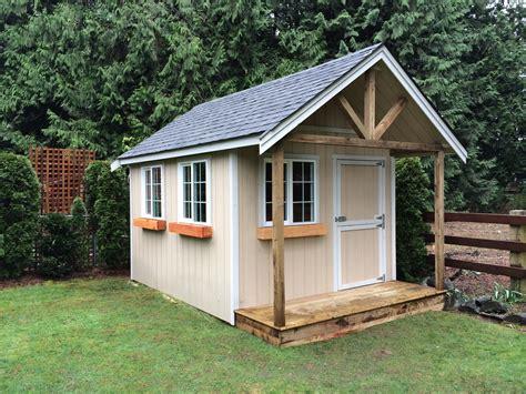 Custom made garden sheds Image