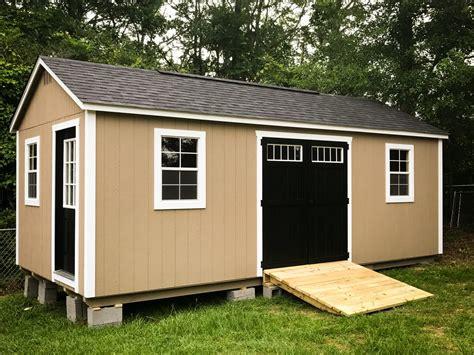 Custom storage sheds Image