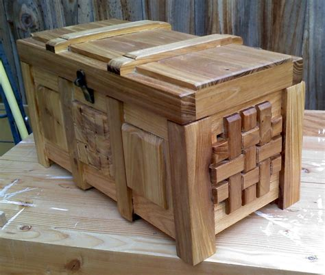 Custom wooden boxes Image