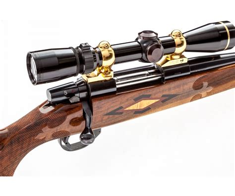 Customhunting Rifles On Weatherby Vanguard Action