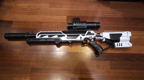 Customizable Weaponry Sniper Rifles