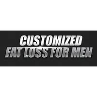 Customized fat loss for men step by step