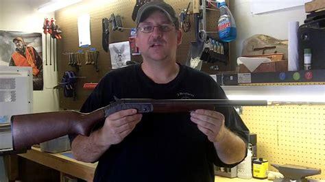 Cutting Down A Rifled Shotgun Barrel