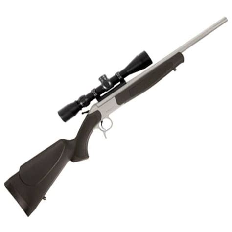 Cva Break Action Rifle