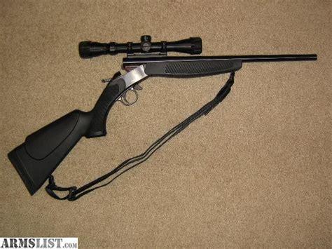 Cva Hunter 243 Break Action Rifle