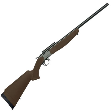 Cva Hunter 308 Break Action Rifle