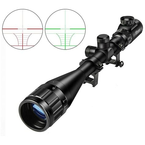 Rifle-Scopes Cvlife Hunting Rifle Scope 6 24x50 Aoe.