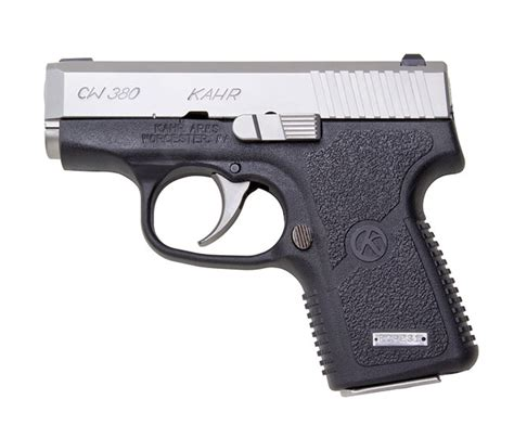 CW380 Matte Stainless - Kahr Firearms Group