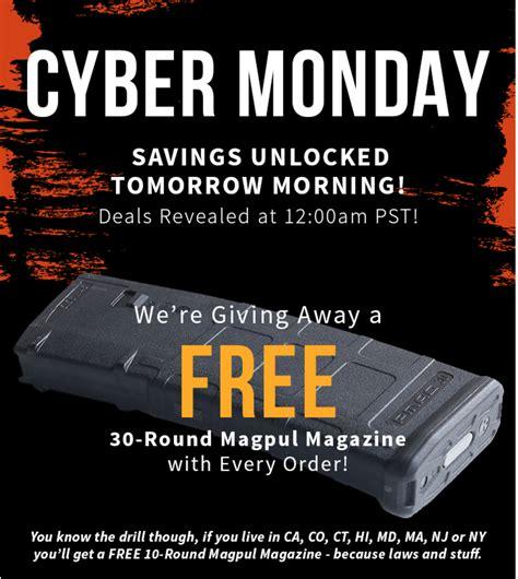 Cyber Monday Pmag