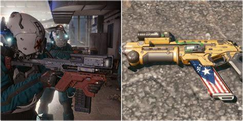 Cyberpunk 2077 Assault Rifle