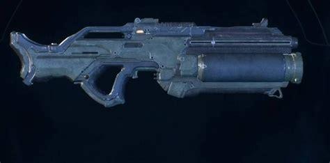 Cyclone Assault Rifle Mass Effect