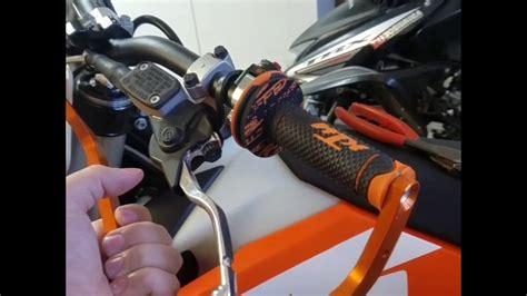 Cycra Probend Handguard Install