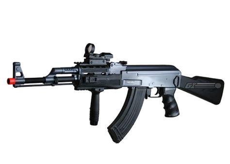 Cyma Cm028a Ak 47 Ris Aeg Airsoft Rifle