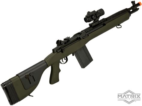 Cyma M14 Socom 16 Full Size Airsoft Aeg Rifle Review
