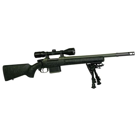 Cz Usa 308 Winchester Bolt Action Sniper Rifle