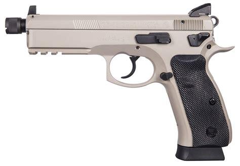 Cz Usa 75 Sp01 Sp01 Tactical Suppressor 9mm 91253