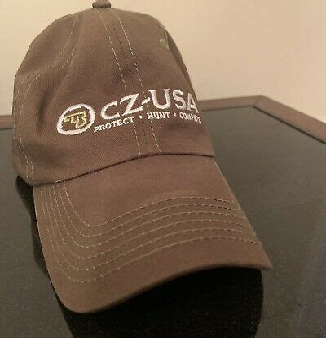 Cz Usa Hat Hunt Protect Serve