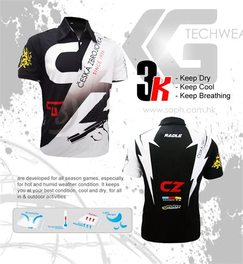 Cz Usa Shooting Shirt