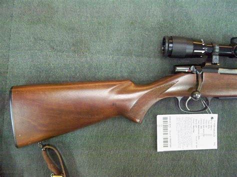 Cz 243 Bolt Action Rifle