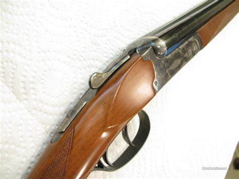 Cz 410 Side By Side Double Barrel Shotgun