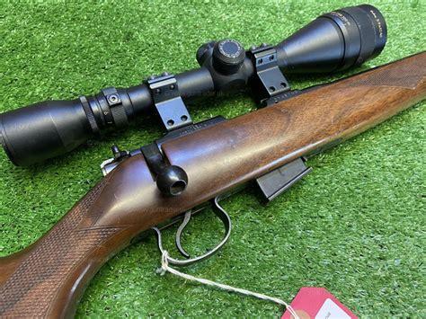 Cz 452 17 Hmr Rifle