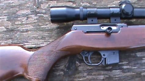 Cz 511 22 Magnum Semi Automatic Rifle