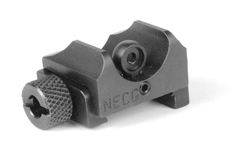 CZ 550 GHOST RING REAR SIGHT CZ 550 Adjustable Peep Ghost