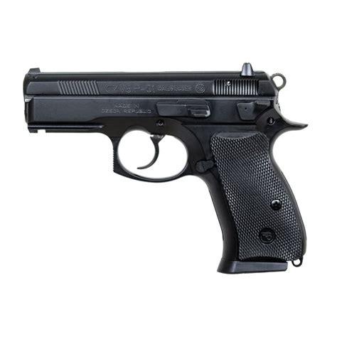 Cz 75 P 01 Compact 9mm Handgun With Rail