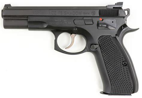 Czusa 75 Shadow Tac Ii Handgun
