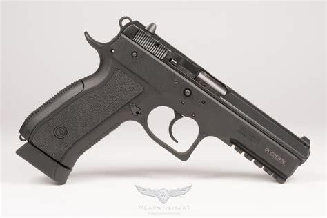 Cz 75 Sp 01 Phantom 9mm Review