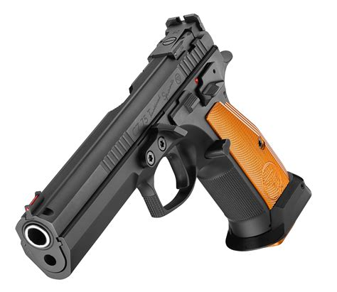 Cz 75 Tactical Sport Orange Czusa