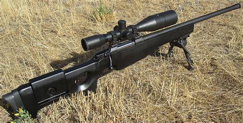 Cz 750 S1 M1 Sniper Rifle
