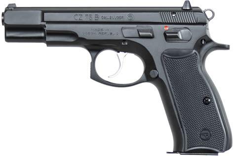 Cz 75b 9mm Handgun