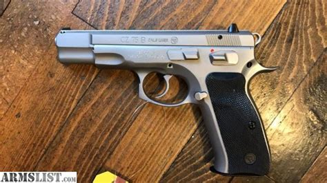 Cz 75b Matte Stainless For Sale