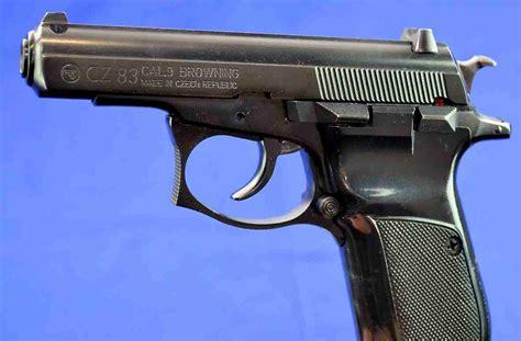 Cz 83 9mm Browning