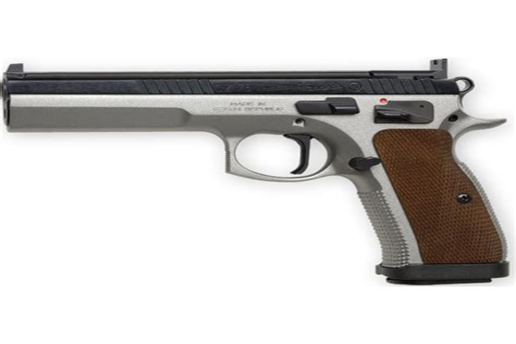 CZ 85 Combat Pistol 9mm 10 Round 4 4 Barrel