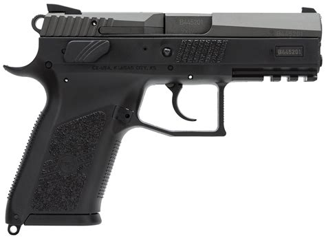 Czusa 91186 Cz 75 P07 16 1 9mm 3 8